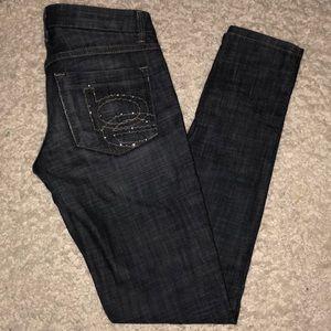Bebe Jeans Premium denim Size 25 Skinny